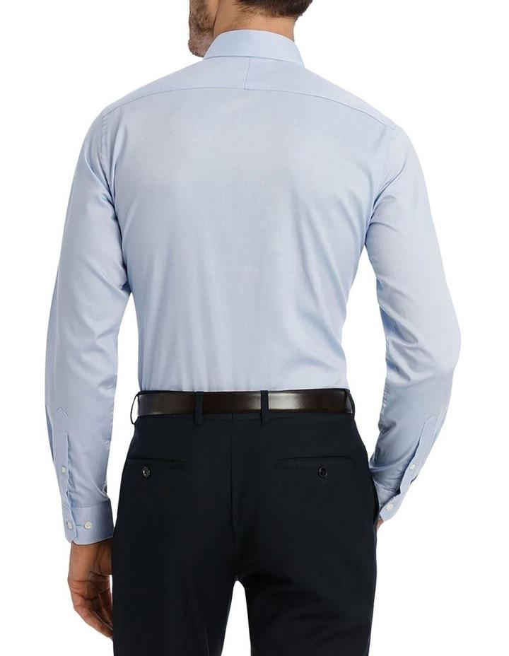 Core Textured Plain Business Shirt image 3
