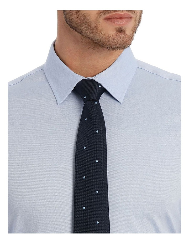 Core Textured Plain Business Shirt image 4