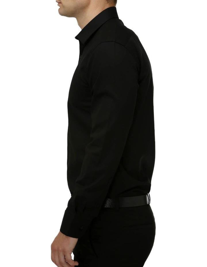 Core Textured Plain Business Shirt image 2