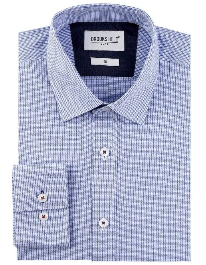 Textured Dobby Business Shirt image 4