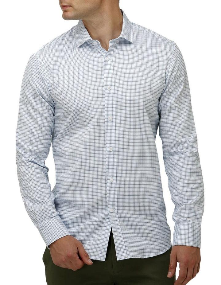 Window Pane Check Business Shirt image 1