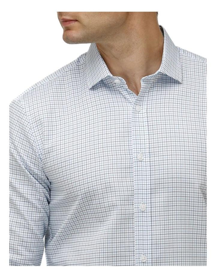 Window Pane Check Business Shirt image 2