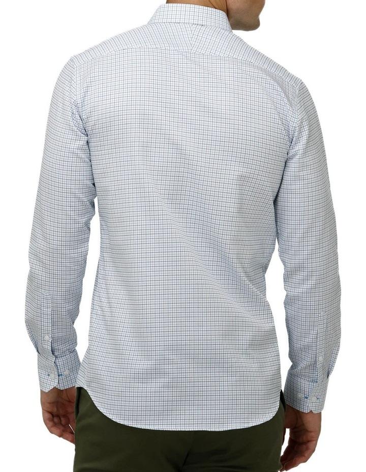 Window Pane Check Business Shirt image 3
