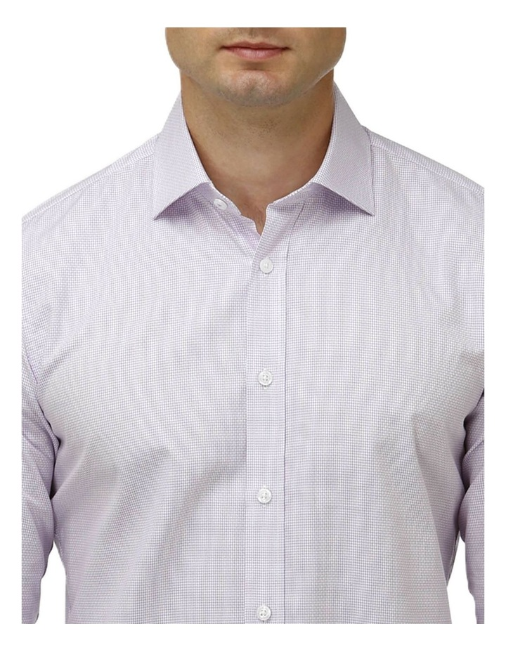 Texture Square Weave Business Shirt image 2