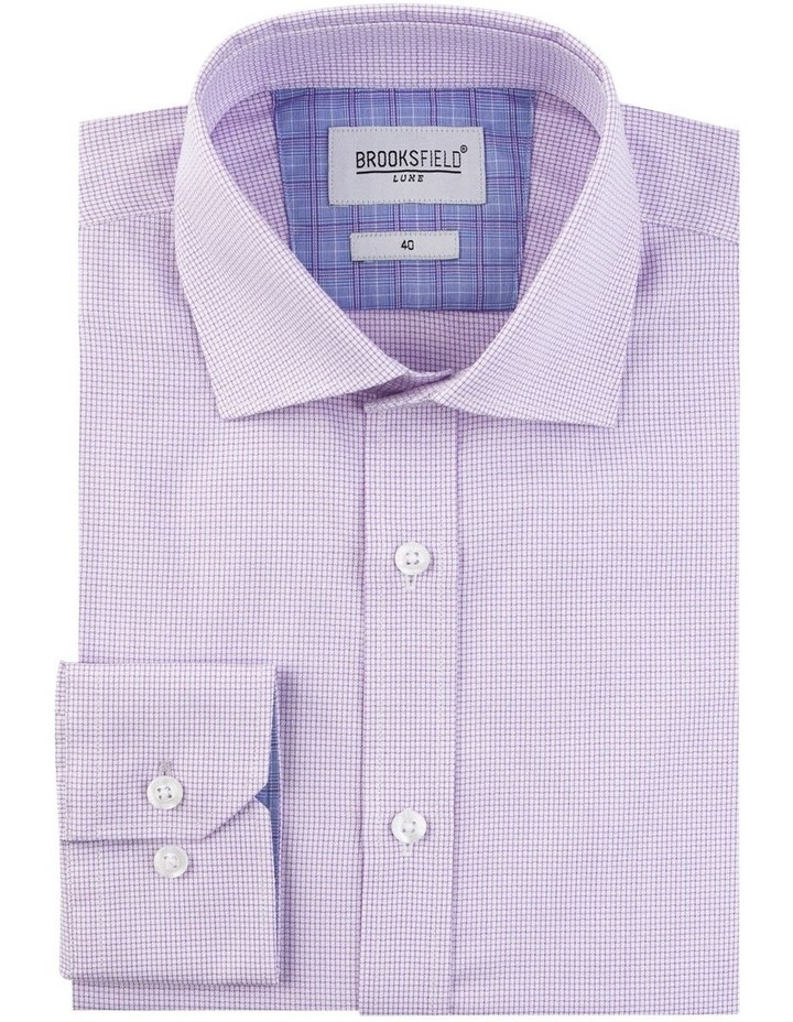 Texture Square Weave Business Shirt image 4
