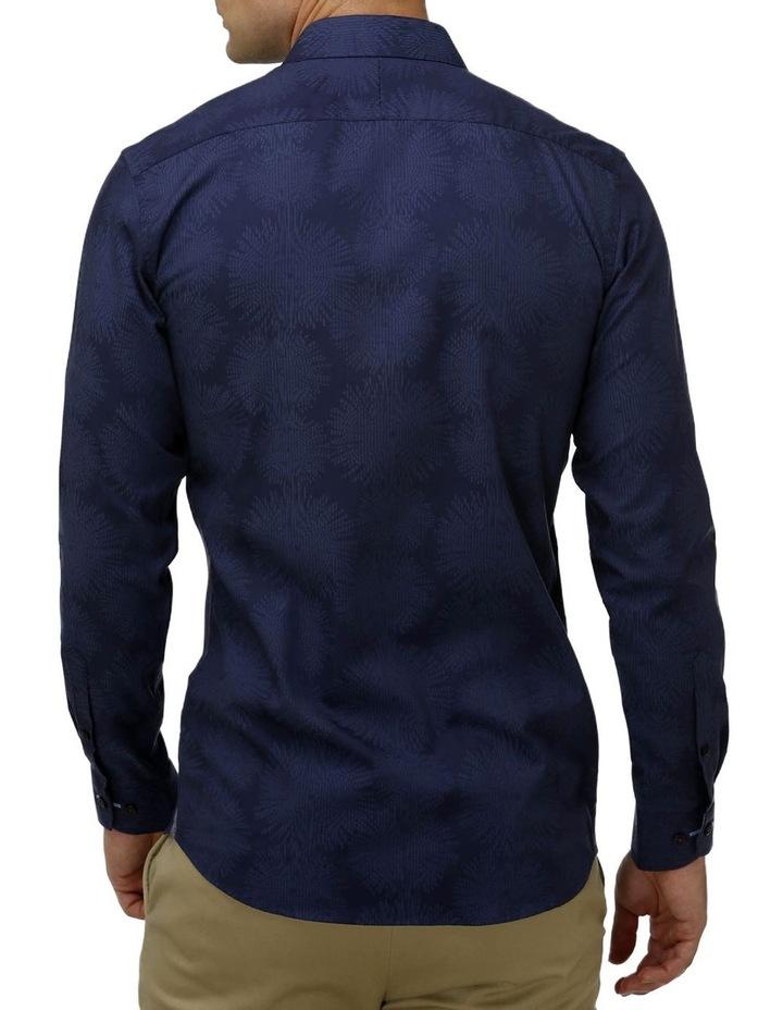 Tonal Jacquard Business Shirt image 3