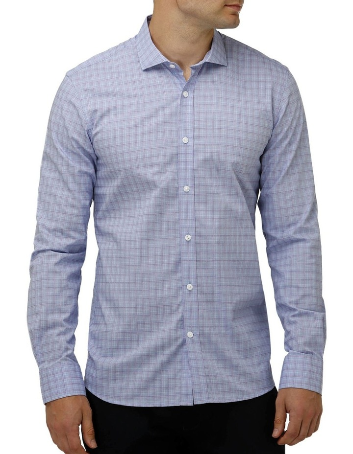 End on End Check Business Shirt image 1
