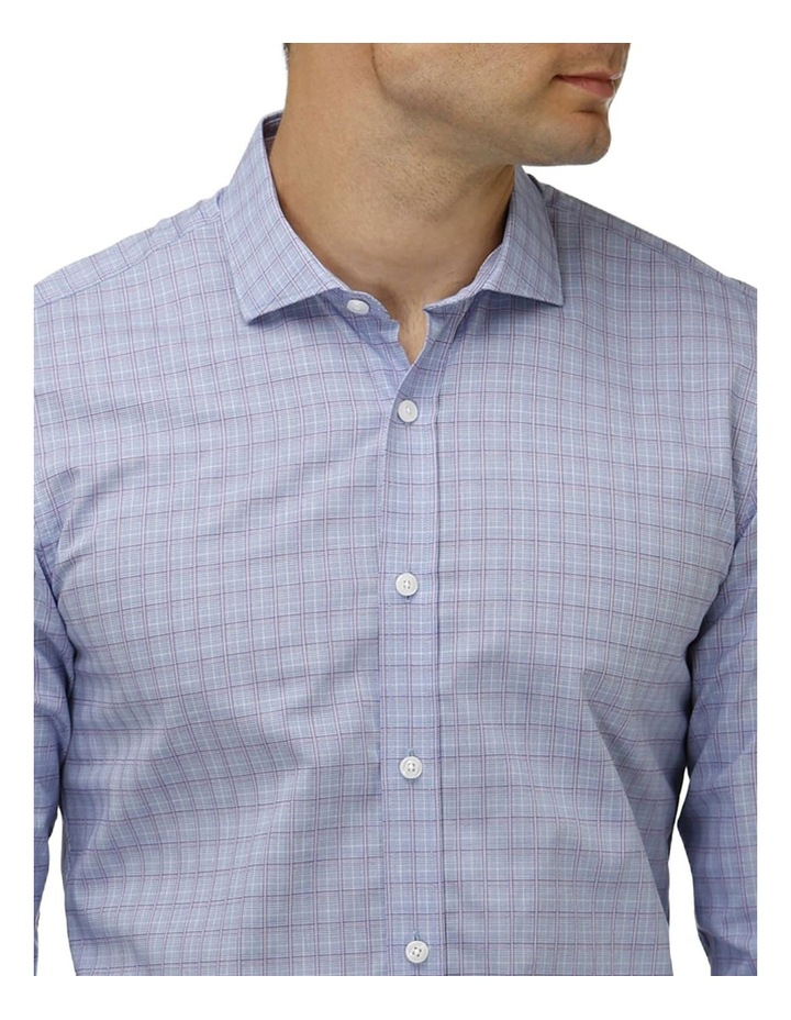 End on End Check Business Shirt image 2