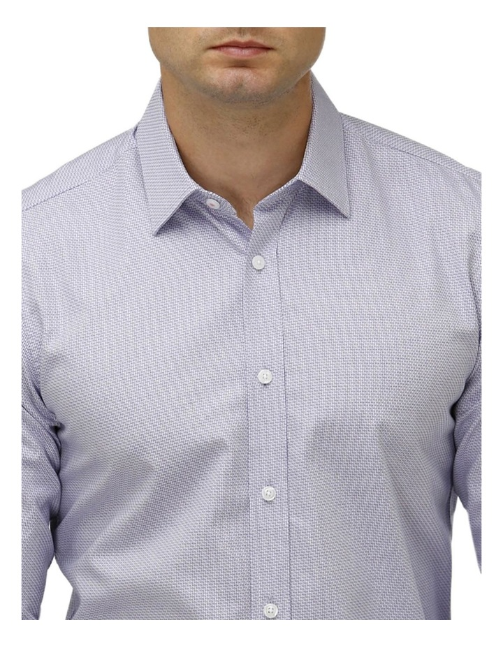 Intricate Weave Business Shirt image 2