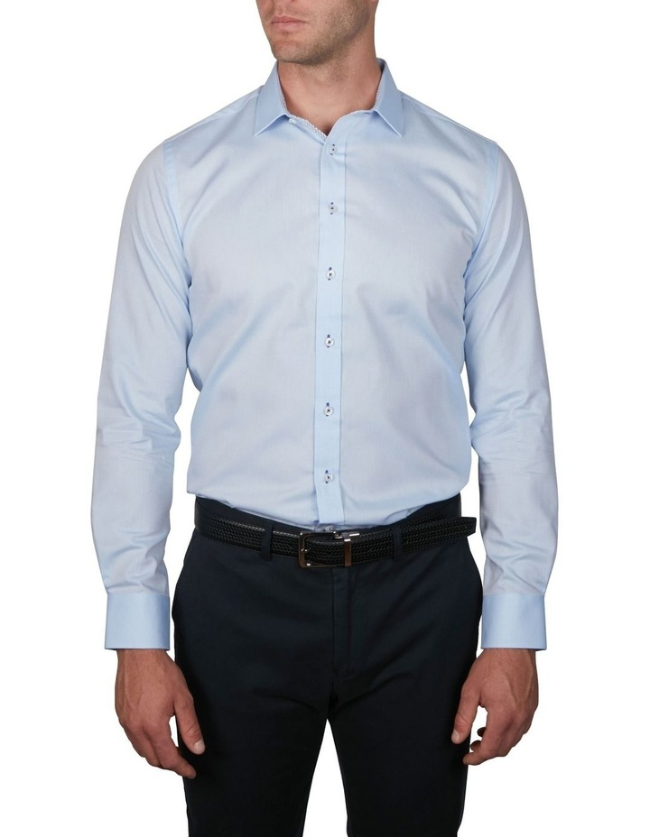 Mesh Business Shirt image 1