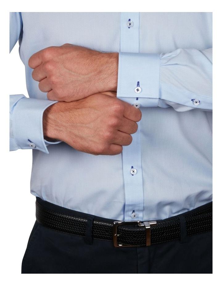 Mesh Business Shirt image 4