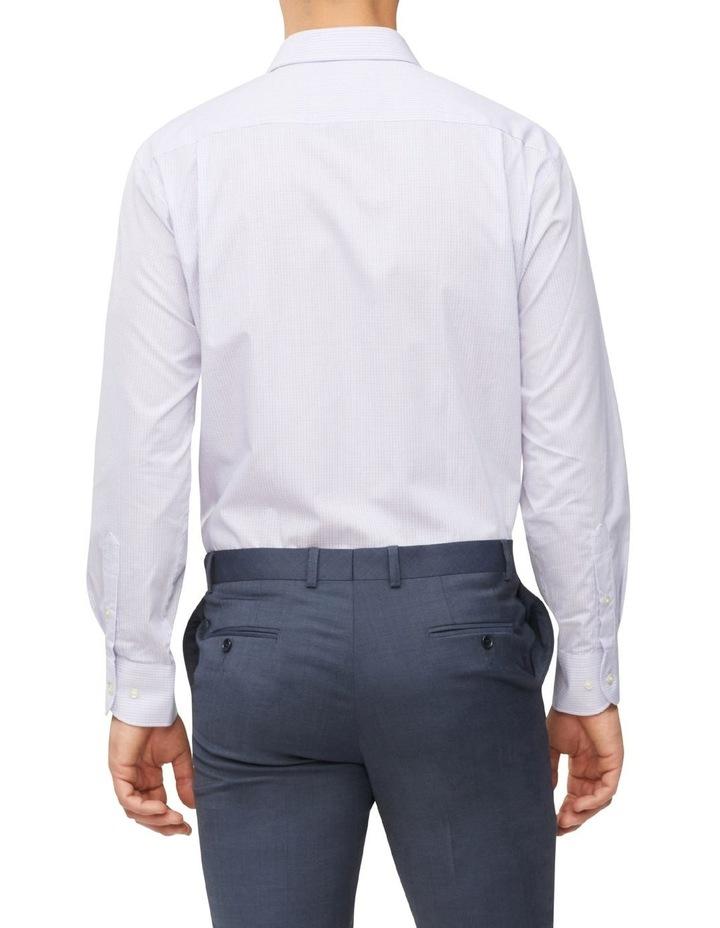 Check Business Shirt image 3