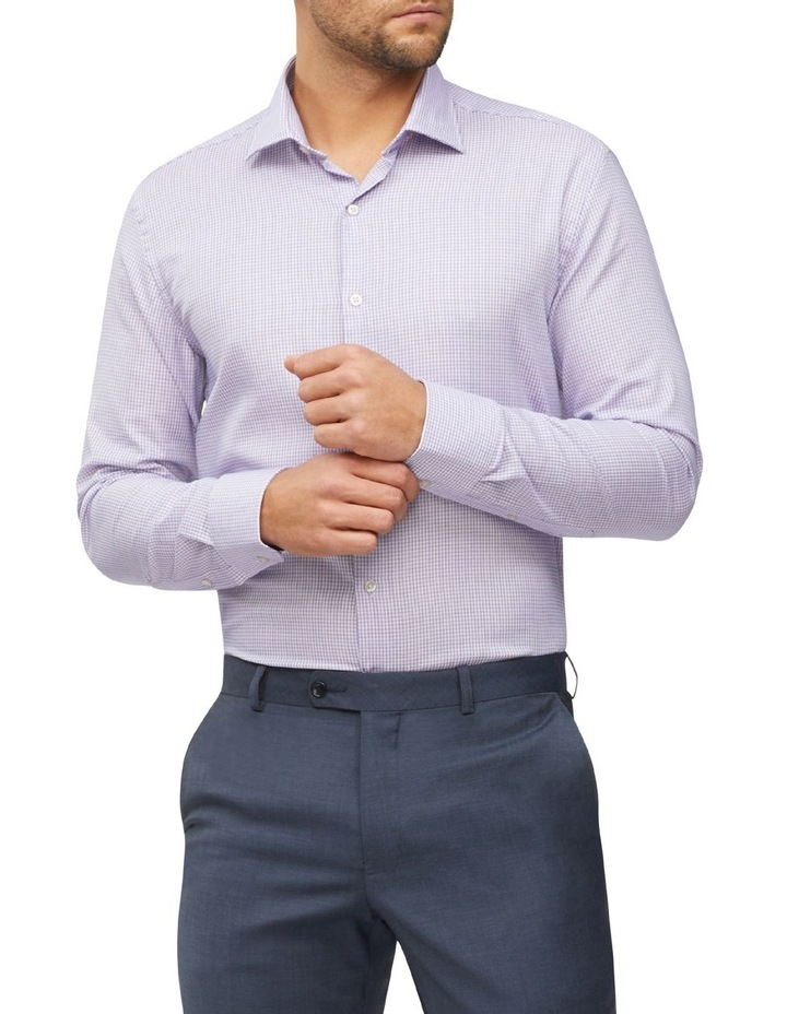 Textured Business Shirt image 2