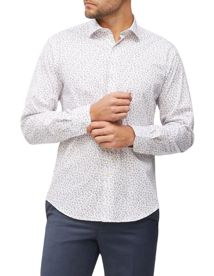 Floral Business Shirt image 1