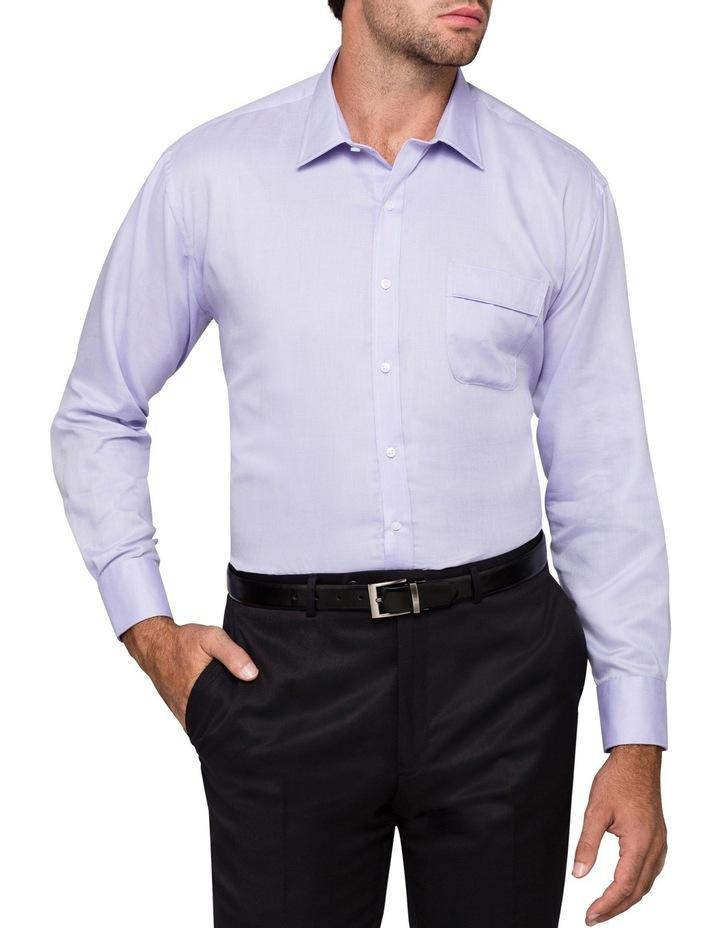 Lilac Nail Head Business Shirt image 2