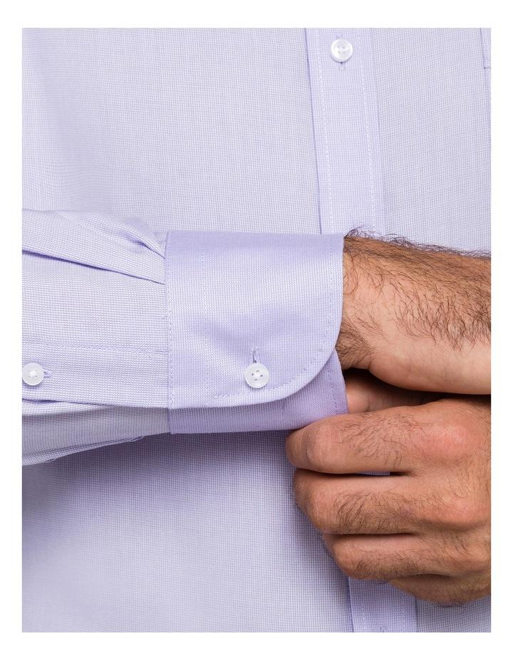 Lilac Nail Head Business Shirt image 4
