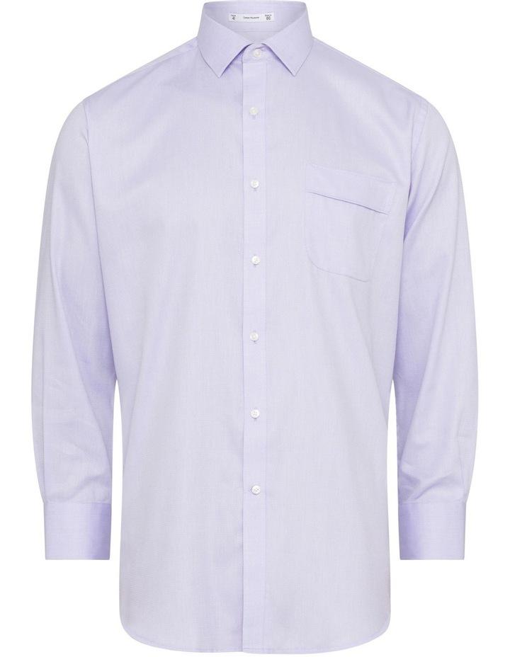 Lilac Nail Head Business Shirt image 5
