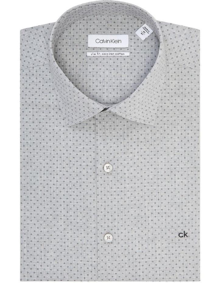 Slim Micro Floral Print Shirt image 4
