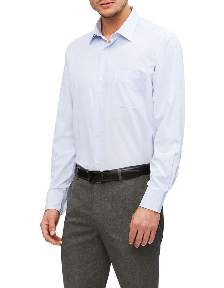 Wash'N'Wear Check Classic Business Shirt image 1
