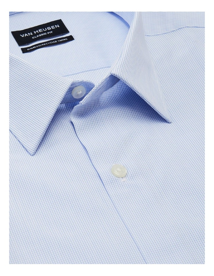 Wash'N'Wear Check Classic Business Shirt image 4