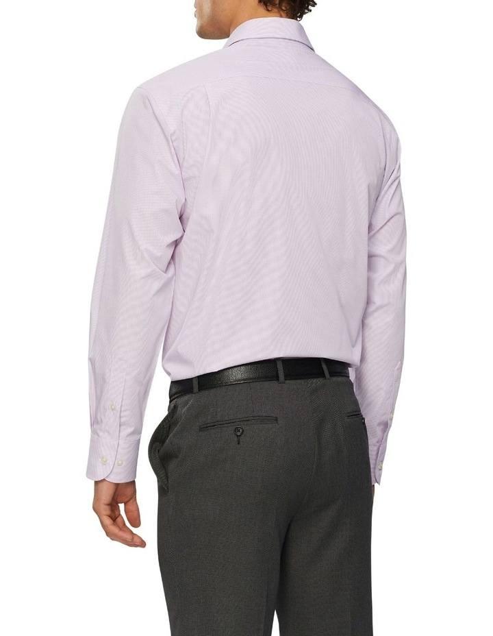 Check Wash-N-Wear Business Shirt image 3