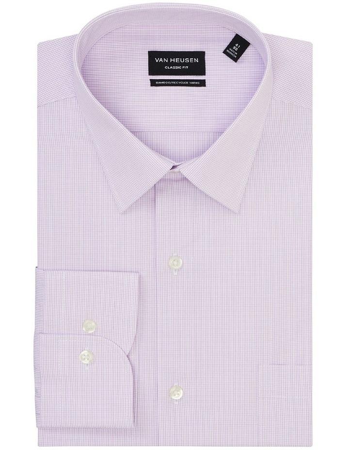 Check Wash-N-Wear Business Shirt image 4