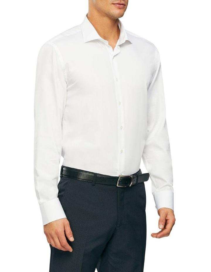Wash'N'Wear Plain Business Shirt image 1