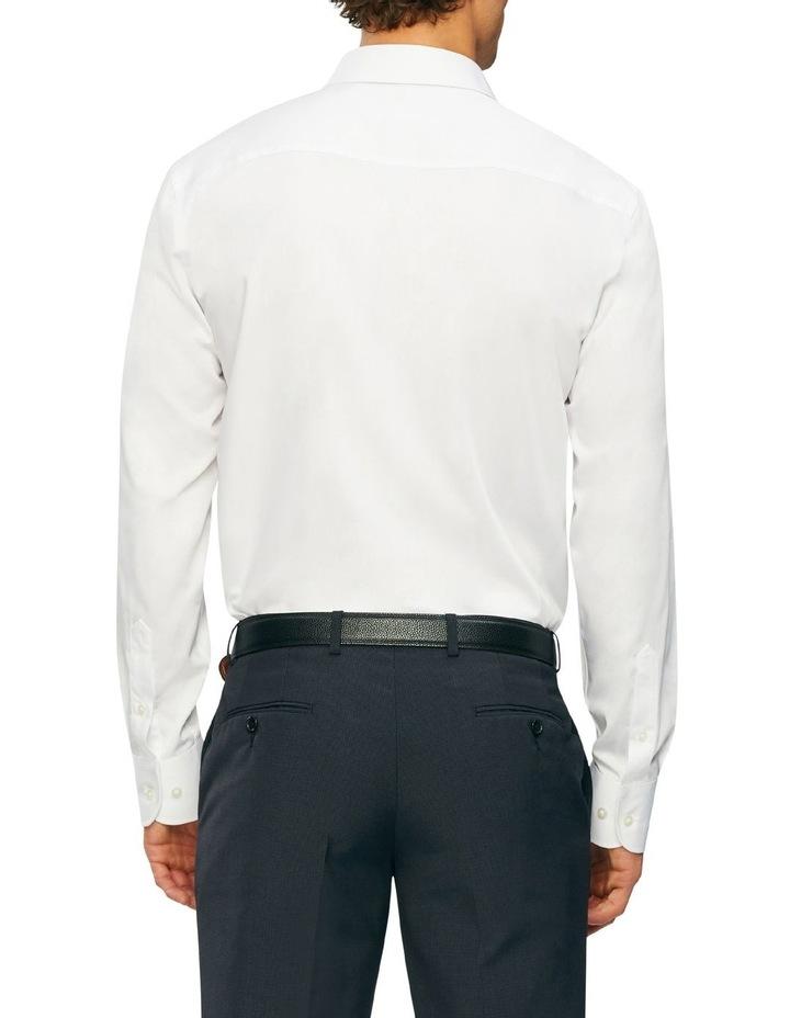 Wash'N'Wear Plain Business Shirt image 3