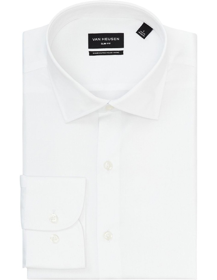Wash'N'Wear Plain Business Shirt image 4