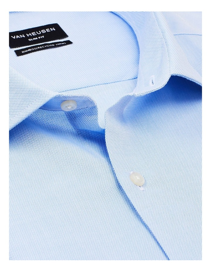 Wash'N'Wear Plain Slim Business Shirt image 2