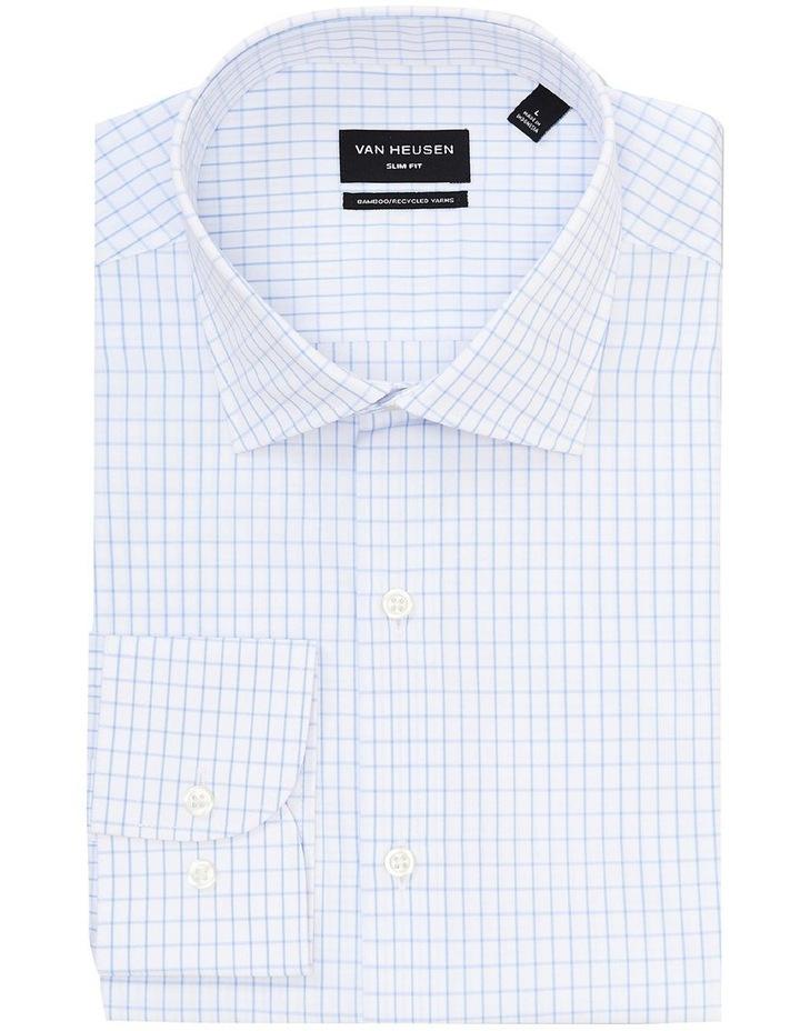 Wash'N'Wear Plain Slim Business Shirt image 4