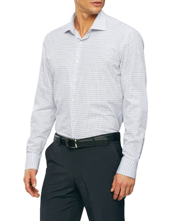 Wash'N'Wear Check Business Shirt image 1