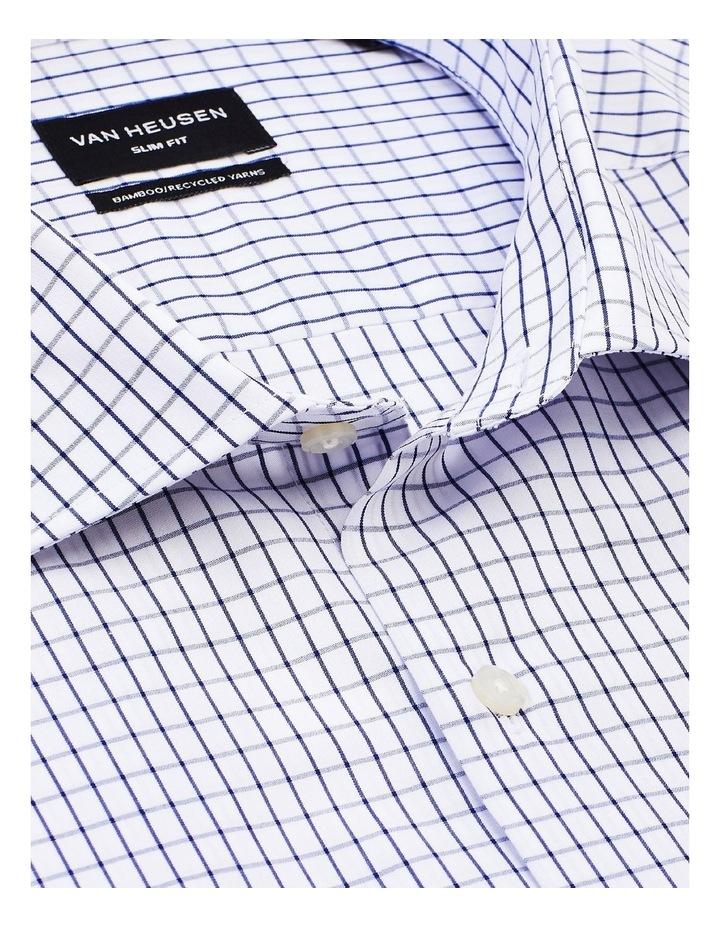 Wash'N'Wear Check Business Shirt image 2