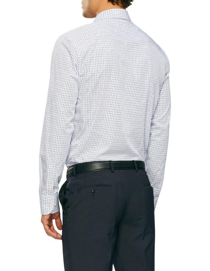 Wash'N'Wear Check Business Shirt image 3