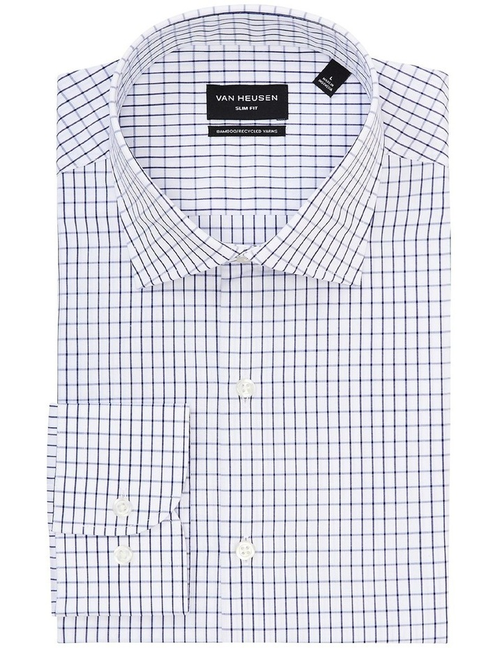 Wash'N'Wear Check Business Shirt image 4