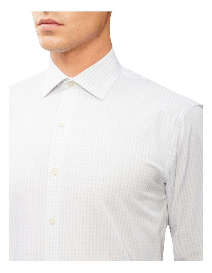 Slim Check Shirt image 3
