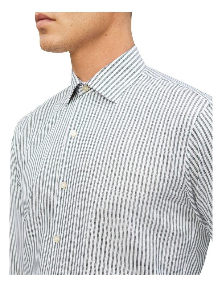 Slim Stripe Business Shirt image 2