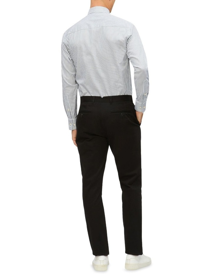 Slim Stripe Business Shirt image 4