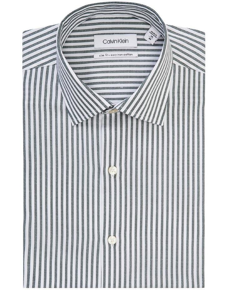 Slim Stripe Business Shirt image 5