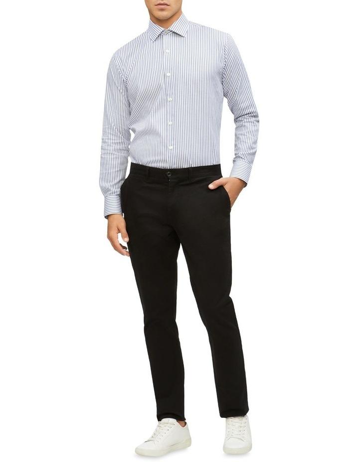 Slim Stripe Business Shirt image 3