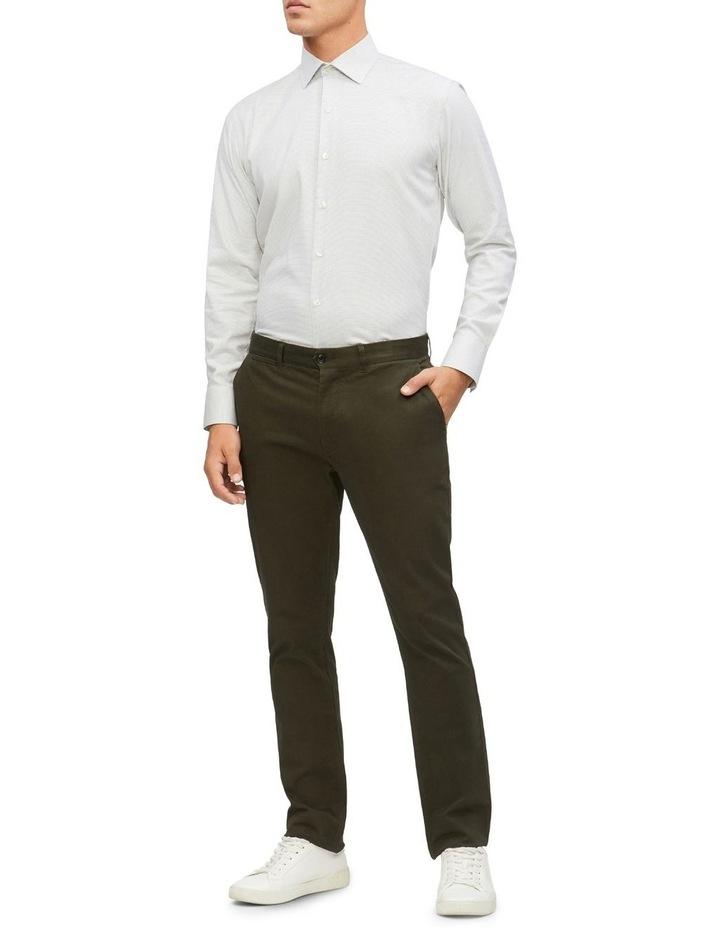 Slim Jacquard Pattern Shirt image 3