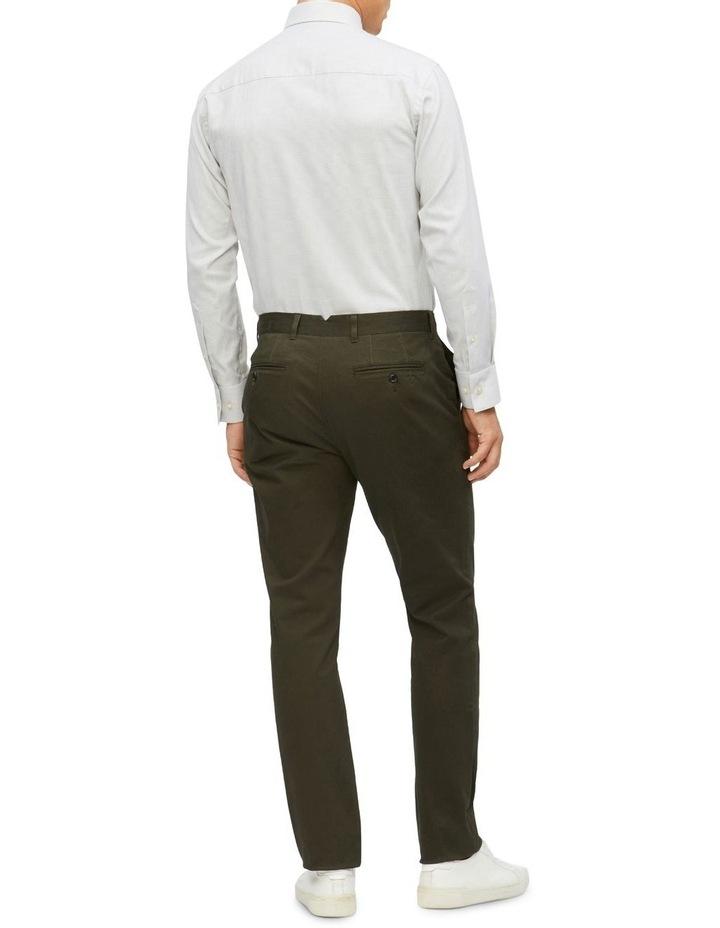 Slim Jacquard Pattern Shirt image 4