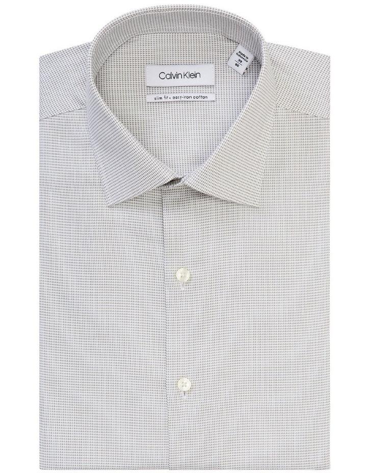 Slim Jacquard Pattern Shirt image 5