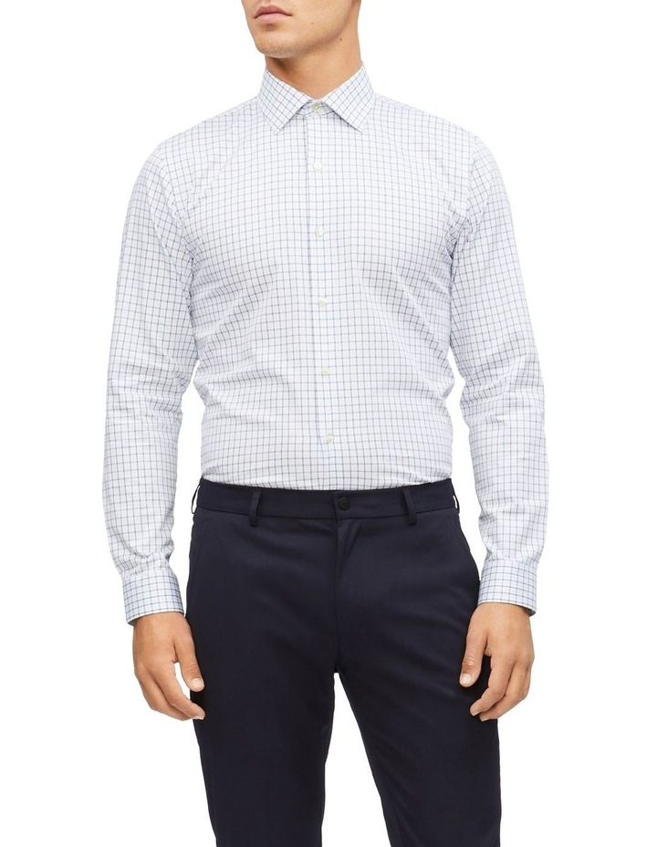 X-Slim Check Shirt image 1