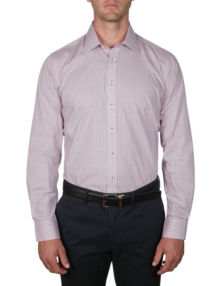 Petals And Square Business Shirt image 1