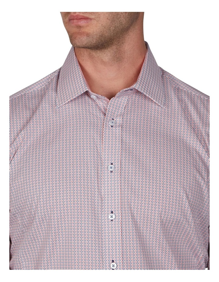 Petals And Square Business Shirt image 3