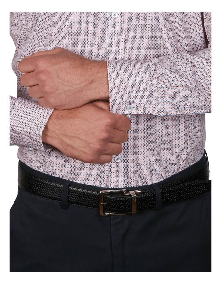 Petals And Square Business Shirt image 4
