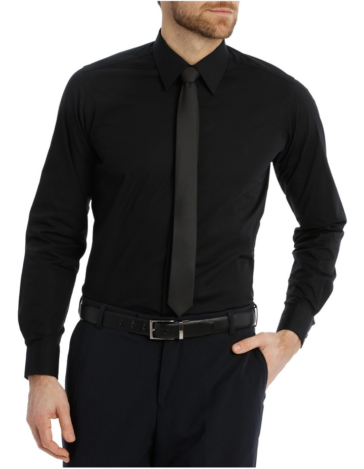 Stretch Cotton Business Shirt image 1