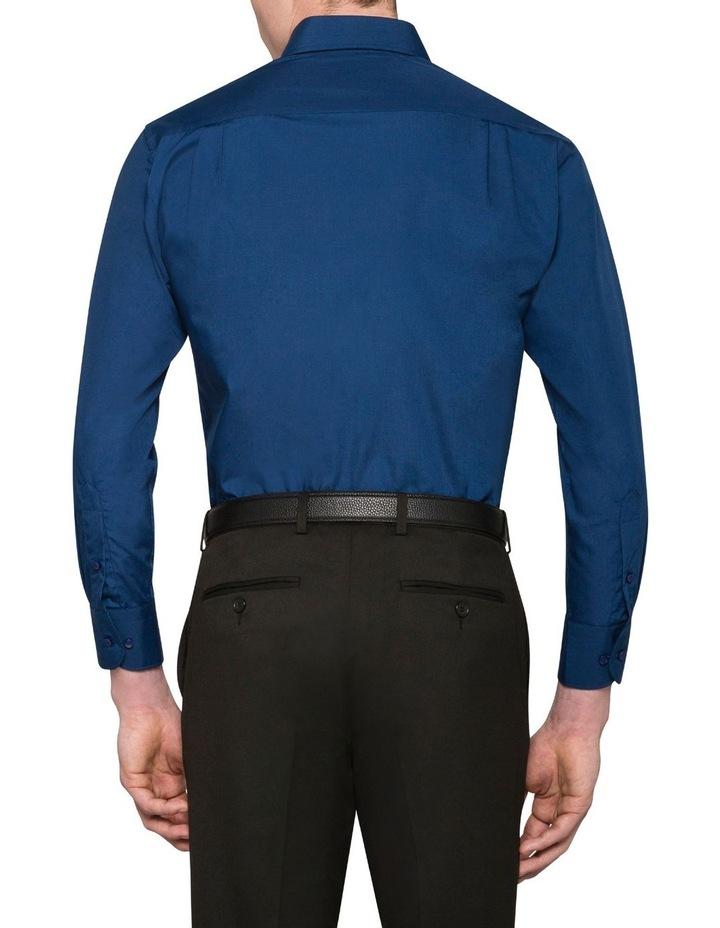 Plain Poplin Business Shirt image 2