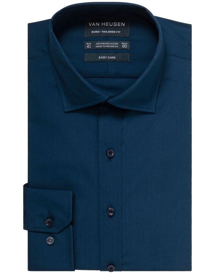 Plain Poplin Business Shirt image 3